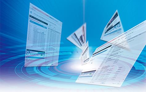 販売製品:証跡管理システム「EKRAN(エクラン)」